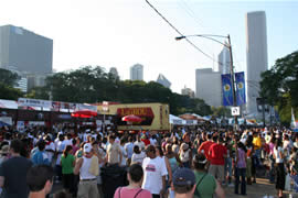 29th Annual Taste of Chicago